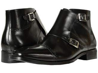 Stacy Adams Kason Cap Toe Double Monkstrap Boot