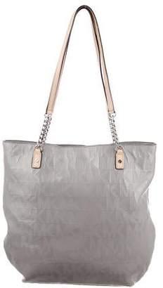 2746e1d809b826 MICHAEL Michael Kors Patent Leather Shoulder Bag