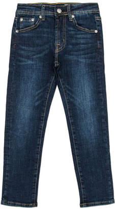 AG Jeans Stryker Slim Straight Denim Jeans, Size 4-7