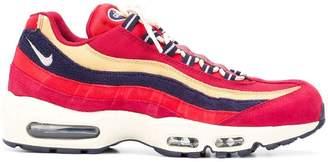 Nike striped pattern sneakers
