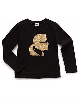 Karl Lagerfeld Paris T-Shirt (6-10 Years)