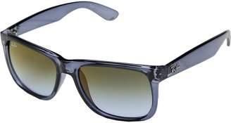 Ray-Ban RB4165 Justin P-Square Boyfriend 51mm Fashion Sunglasses