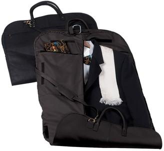 Royce Leather 44-Inch Neutral Garment Bag