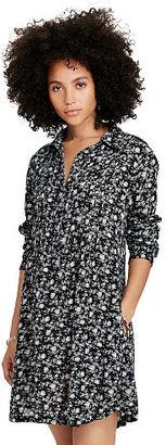 Ralph Lauren Denim & Supply Floral-Print Shirtdress $125 thestylecure.com