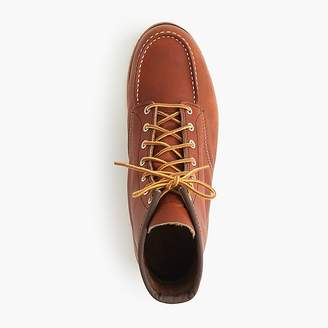 "J.Crew Red Wing® 6"" moc-toe 875 boots"