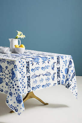 Anthropologie La Spezia Tablecloth