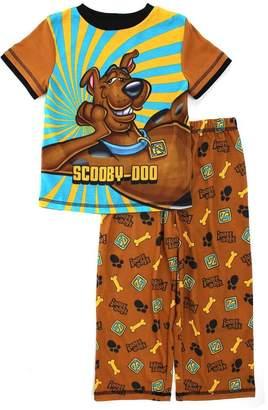 Scooby-Doo Hanna-Barbera Boys Poly Pajamas