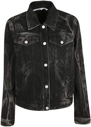 Givenchy Eyelet Denim Jacket
