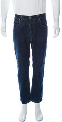 Dolce & Gabbana Vintage Cropped Bootcut Jeans