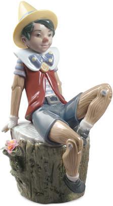Lladro Pinocchio Figurine