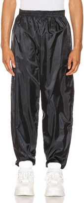 Gmbh GmbH Shield Logo Jogging Trousers in Black | FWRD