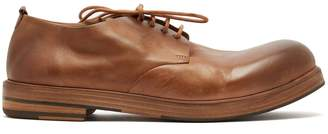 Marsèll Zucca Zeppa leather derby shoes