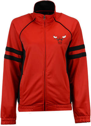 Authentic Nfl Apparel G-iii Women's Chicago Bulls Legend Track Jacket