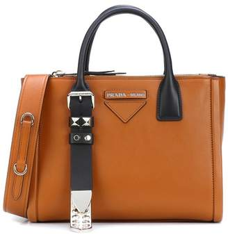 Prada Grace small leather shoulder bag