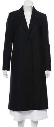 Alice + Olivia Longline Wool Coat