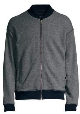 ATM Anthony Thomas Melillo Zip-Front Sweatshirt