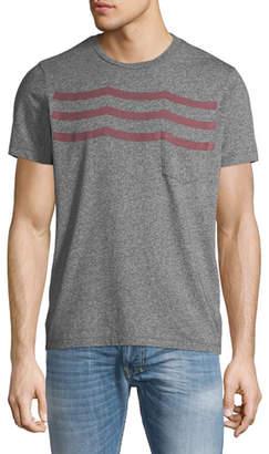 Sol Angeles Men's Syrah Waves T-Shirt