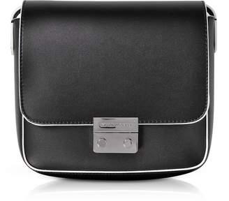 Emporio Armani Mini Smooth Eco Leather Shoulder Bag