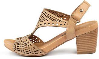 Django & Juliette New Zollie Womens Shoes Casual Sandals Heeled