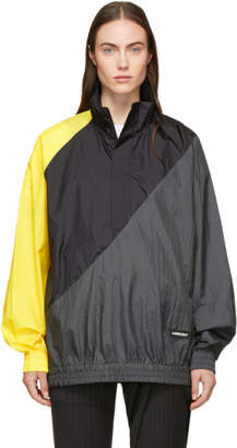 Ambush Black and Yellow Track Jacket