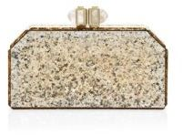 Judith Leiber Faceted Paillette Clutch $1,495 thestylecure.com