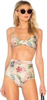 Zimmermann Melody Bikini Top