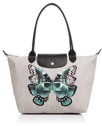 Free Shipping  150+ at Bloomingdale s · Longchamp Le Pliage Papillon Medium  Nylon Shoulder Tote c2f3e97ed791a