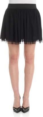 Numero 00 Plisse Mini-skirt