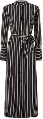 Equipment Connell Pinstripe Dress