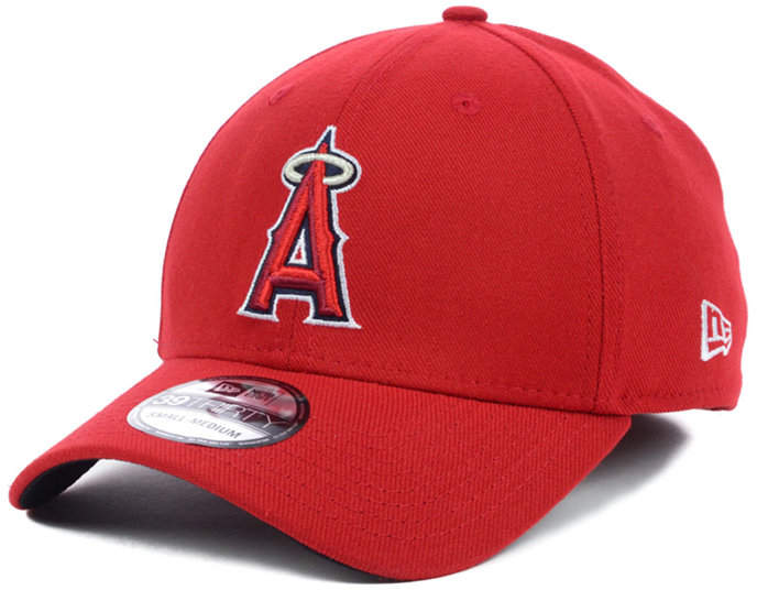 New Era Los Angeles Angels of Anaheim MLB Team Classic 39THIRTY Cap