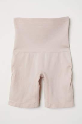 H&M Seamless Firm Shape Shorts - Beige