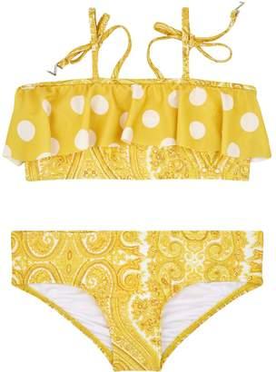 Zimmermann Ruffle Bikini