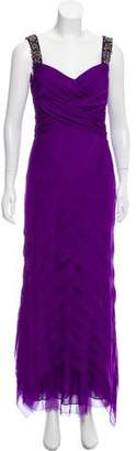 Matthew Williamson Sleeveless Maxi Dress