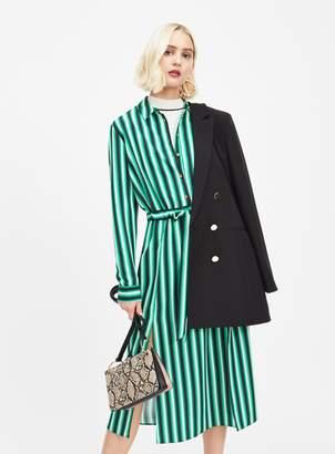 1dc88bf3bd2c Miss Selfridge Stripe Dress - ShopStyle UK