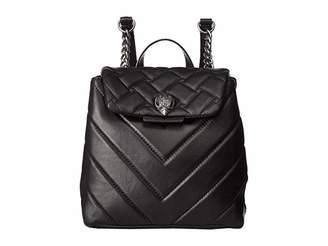 Kurt Geiger London Leather Kensington Small Backpack