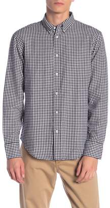 Rag & Bone Tomlin Gingham Slim Fit Shirt