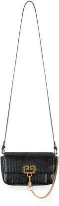 Givenchy Pocket Mini Pouch Laser-Cut Convertible Clutch/Belt Bag
