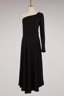 Vanessa Bruno Asymmetric Hestia dress