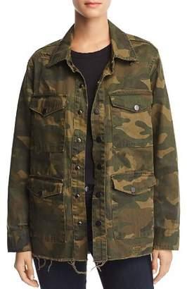 Blank NYC BLANKNYC Reversible Camo Jacket