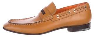 Magnanni Leather Dress Loafers