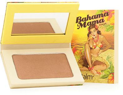 TheBalm Bahama Mama Matte Bronzer, Dark Tan 1 ea