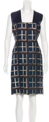 Aquilano Rimondi Aquilano.Rimondi Wool Knee-Length Dress w/ Tags