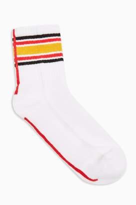 Topshop Back Sport Tube Socks