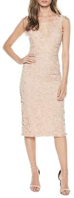 Bardot Valeria Sleeveless Sheath Dress