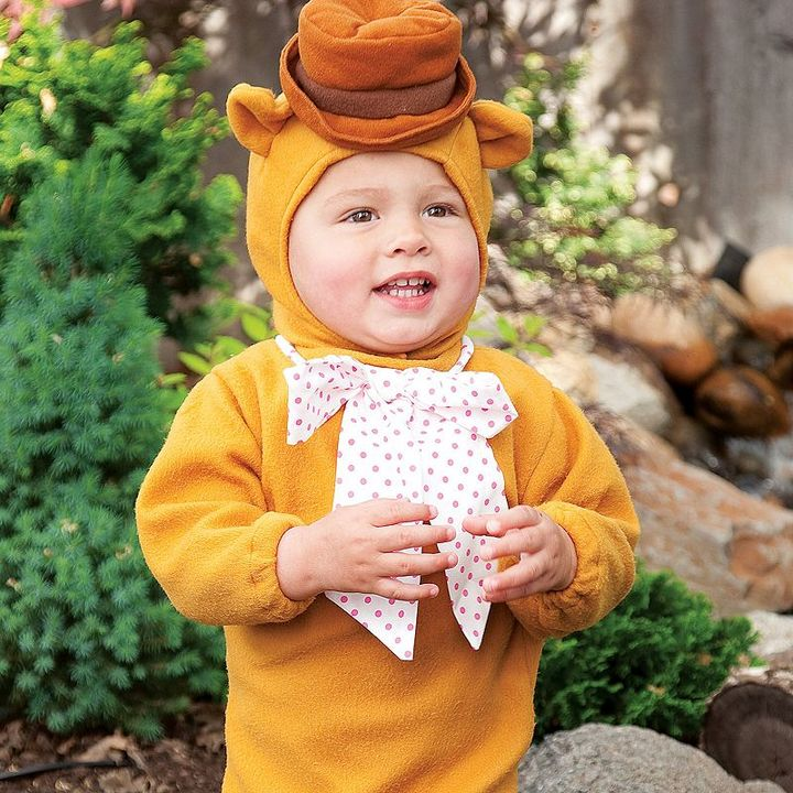 Muppets™ fozzy bear costume