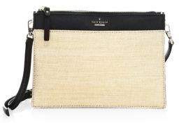 Kate Spade Cameron Street Straw Clarise Bag