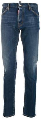 DSQUARED2 Denim Cotton Jeans