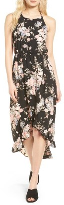 Women's Soprano Floral Print Dress $55 thestylecure.com