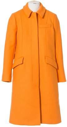 Paul & Joe Orange Wool Coats