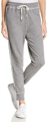 Splendid Striped-Trim Jogger Pants - 100% Exclusive